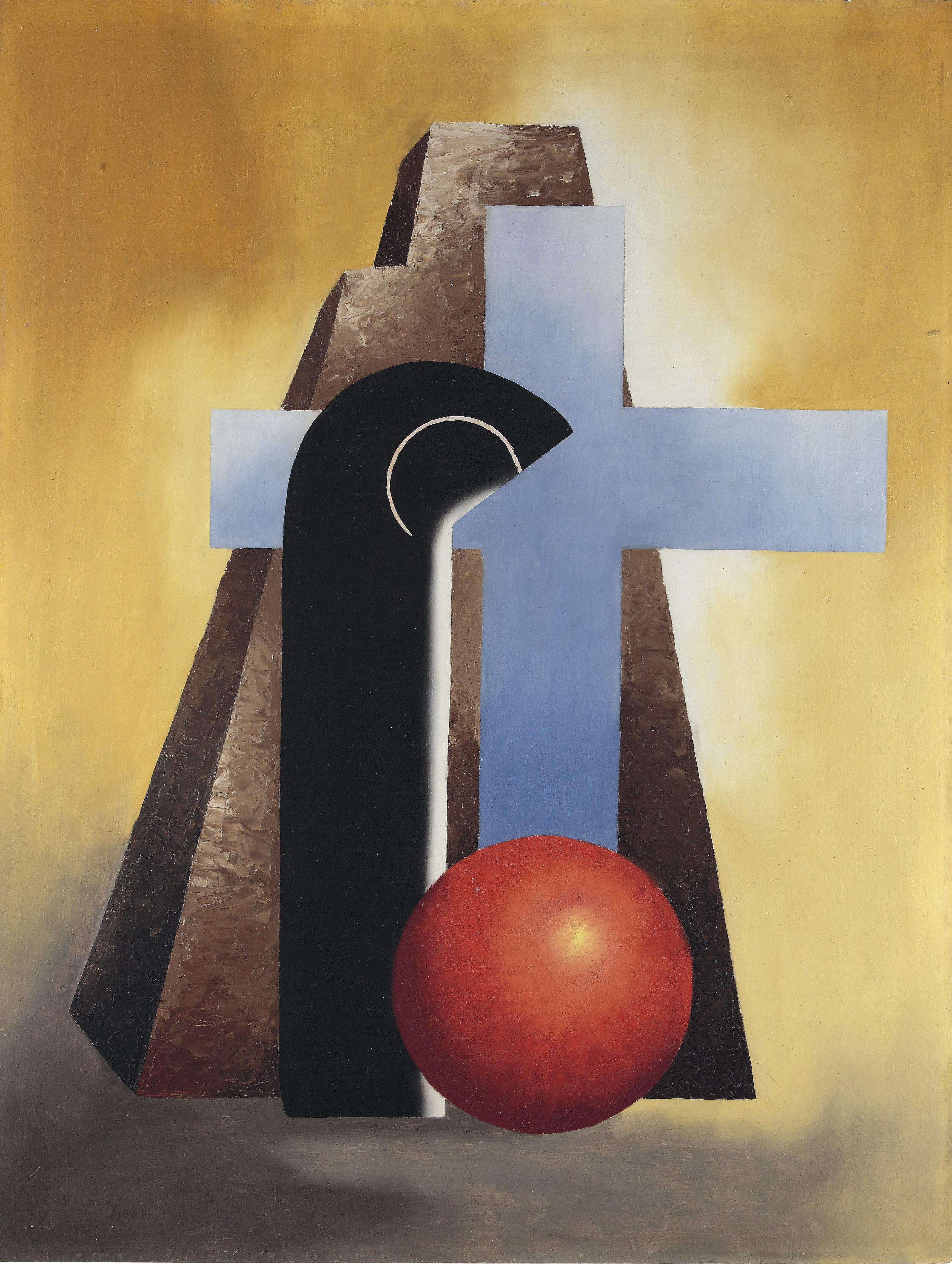 Fillia: ''L'Adorazione'', 1931