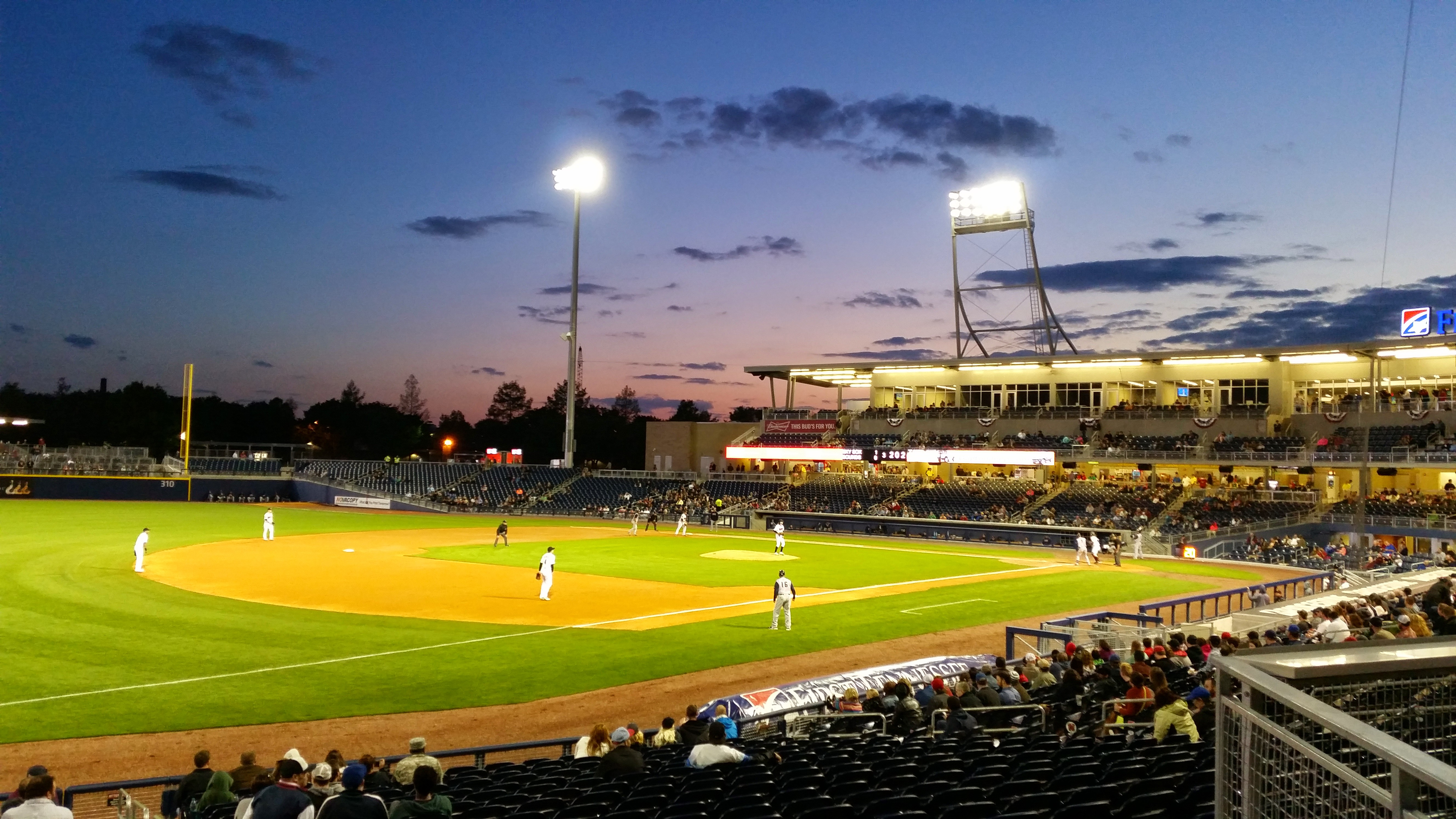 First Tennessee Park - Wikiwand