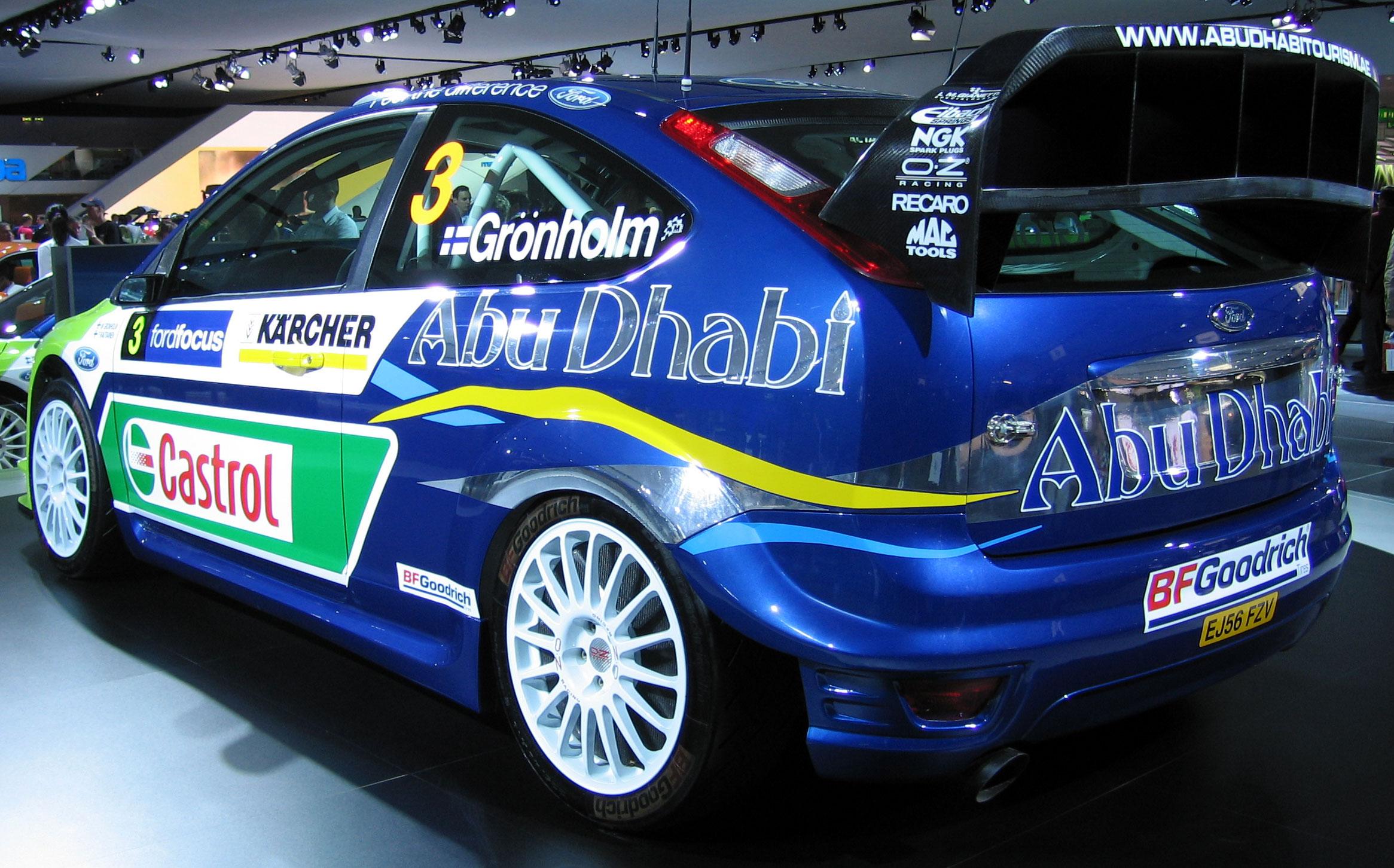 Genuine Ford Focus Car Mats
