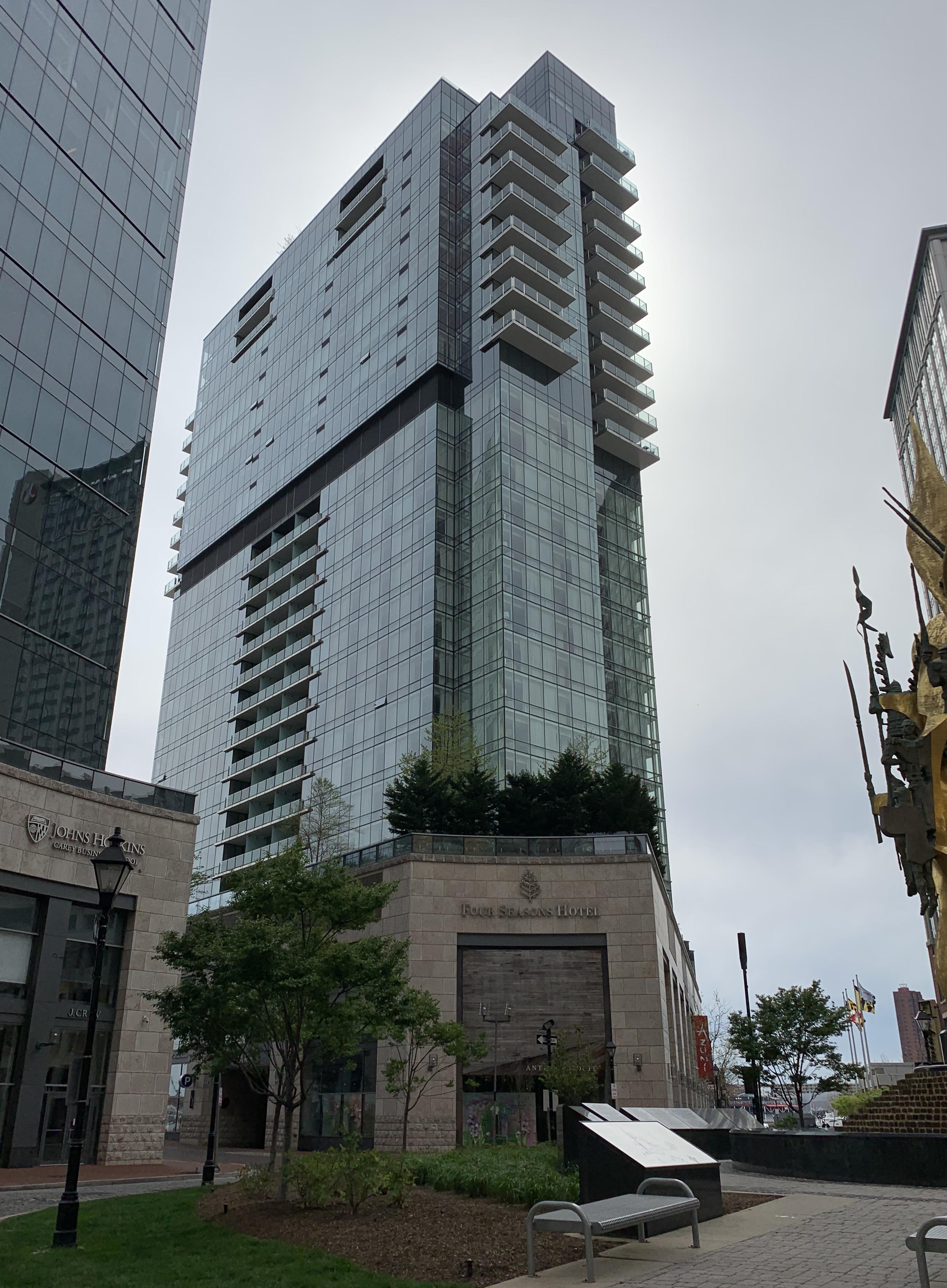 Four Seasons Baltimore And Residences Wikipedia