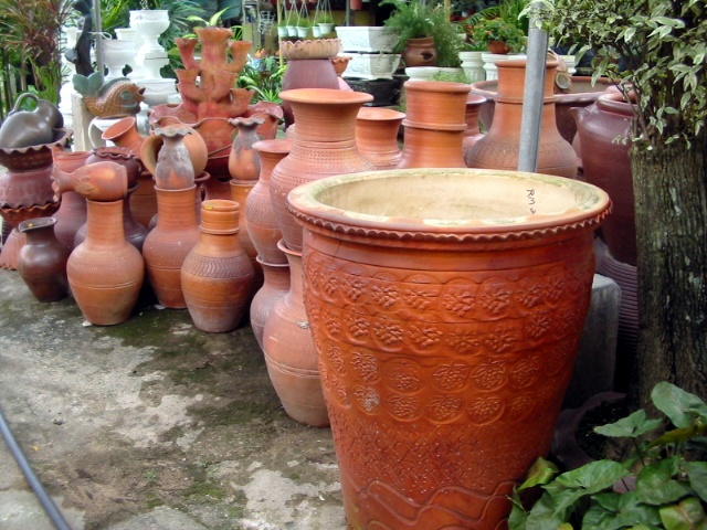 File Garden Pots Sungai Wikimedia Commons