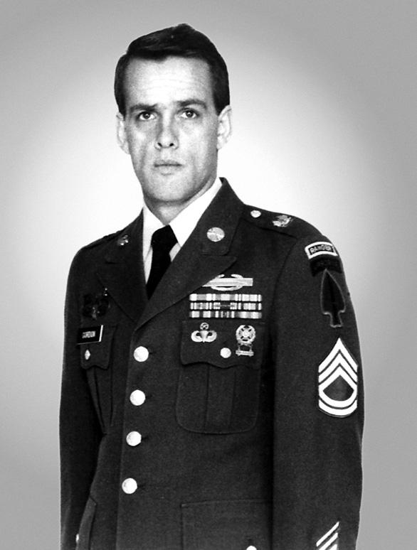 MSG Gary I. Gordon