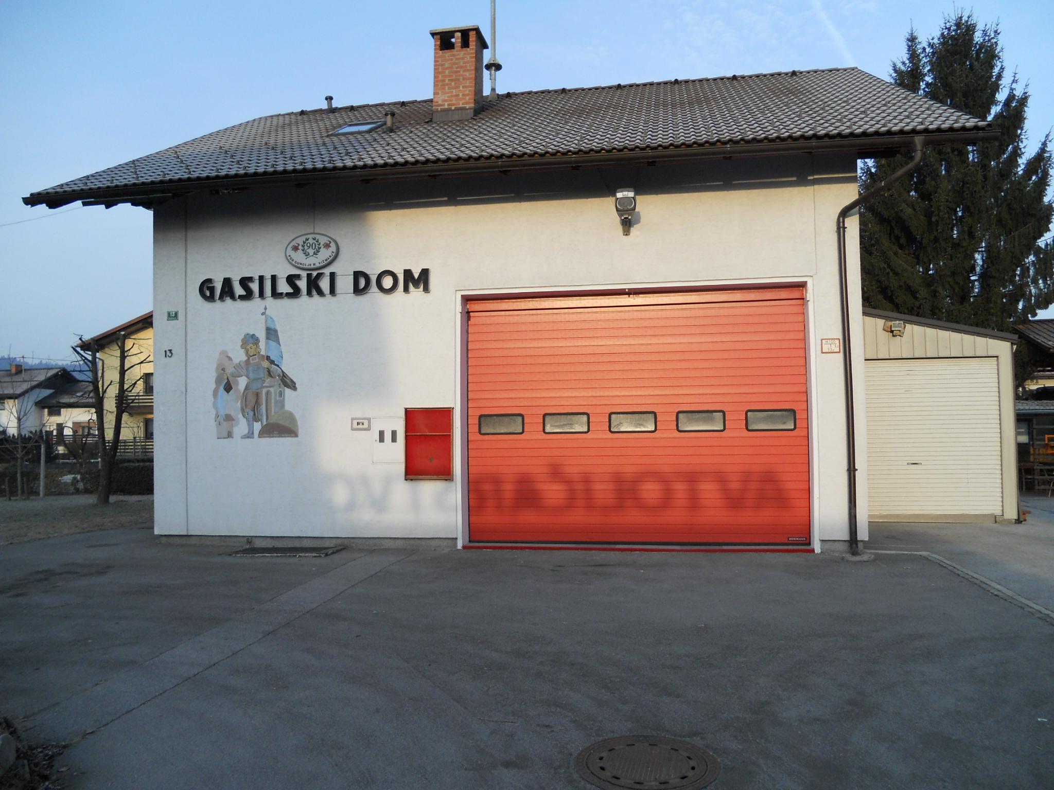 File Gasilski Dom Gunclje Jpg Wikimedia Commons