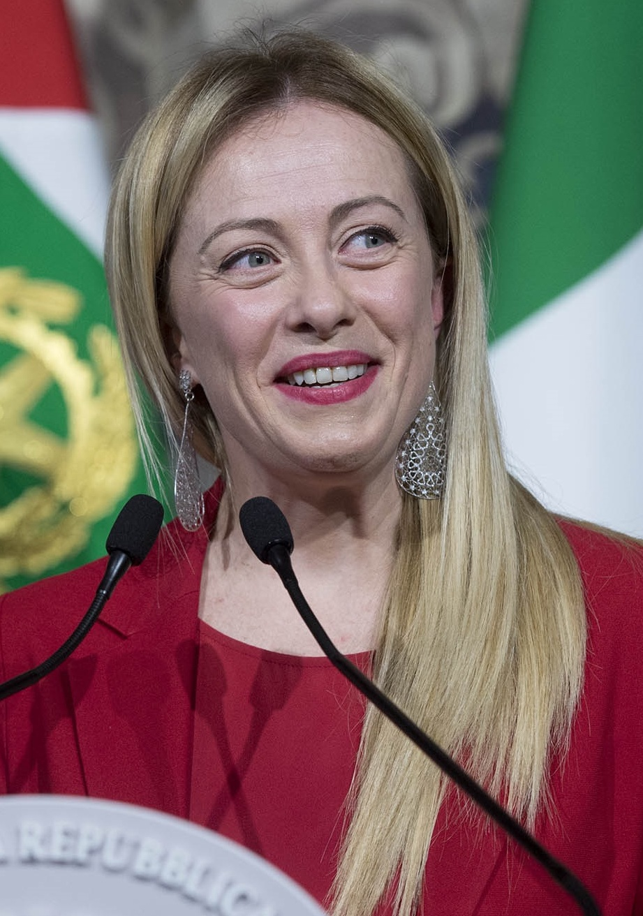 Giorgia Meloni Wikipedia