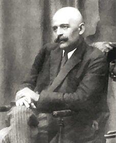 Гурджиев на фотоснимке 1922 года
