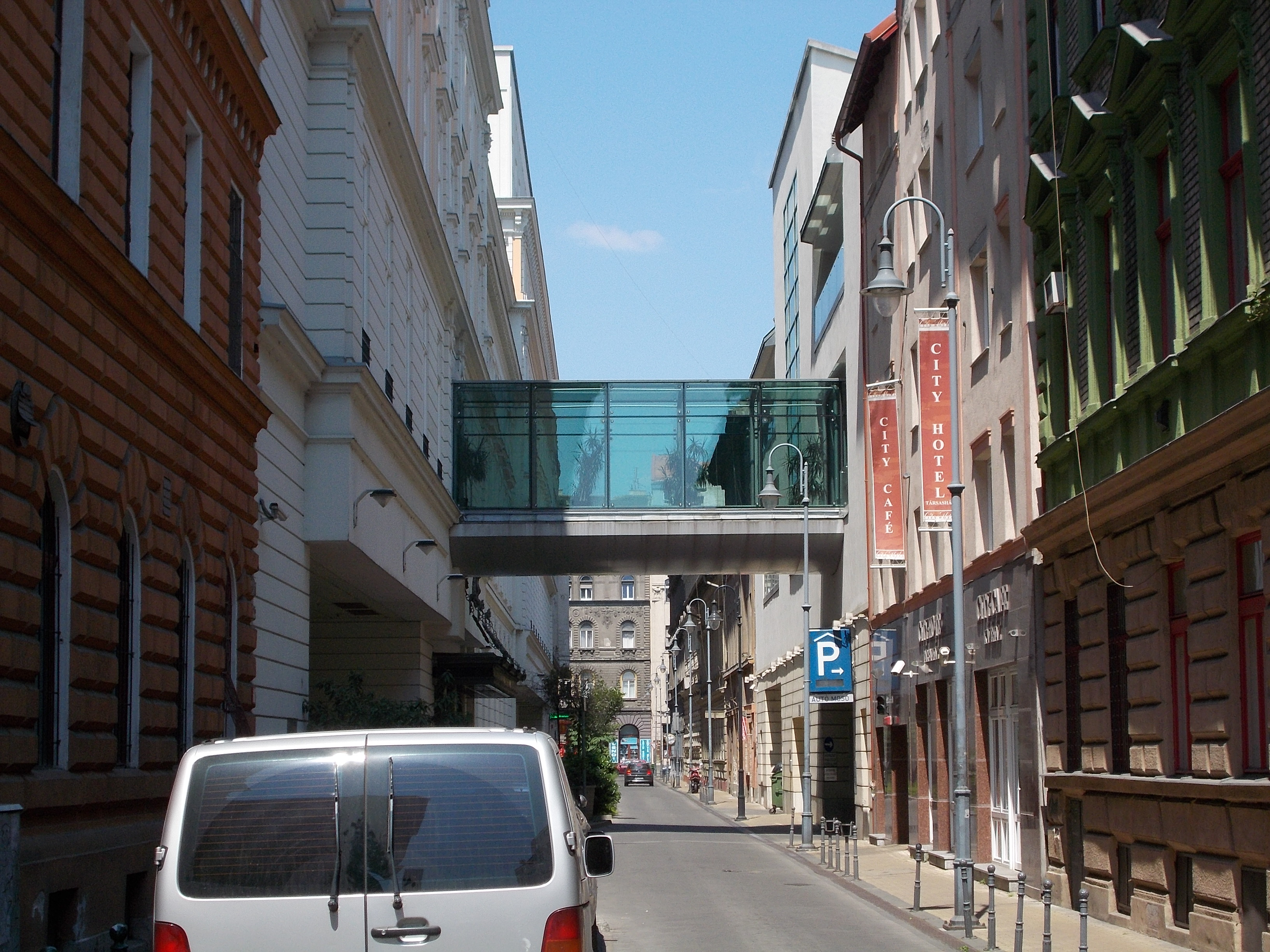 City Hotel Budapest Harsfa Utca