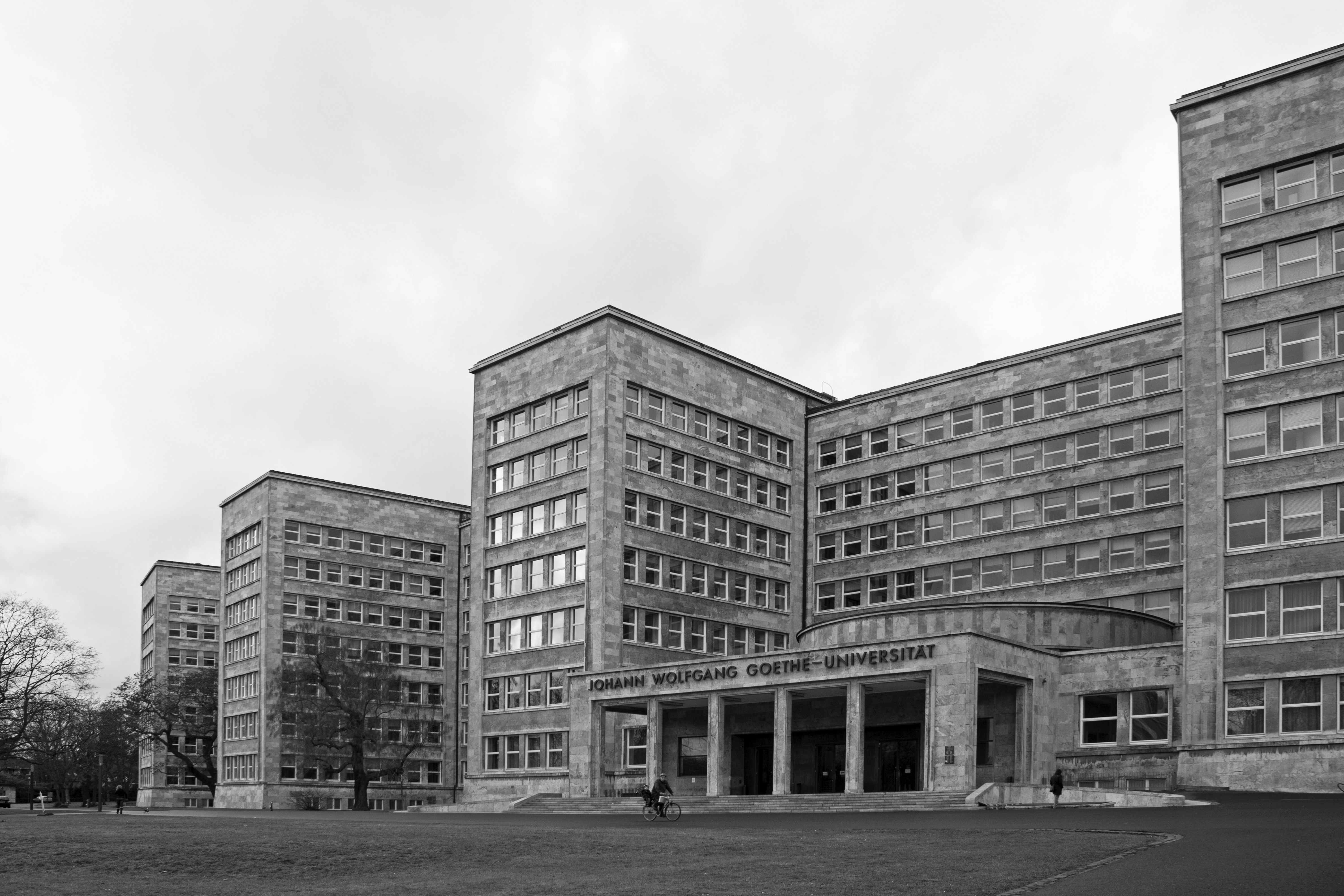 file hans poelzig verwaltungsgeb ude der i g farben frankfurt am main 1928 1931 heute. Black Bedroom Furniture Sets. Home Design Ideas