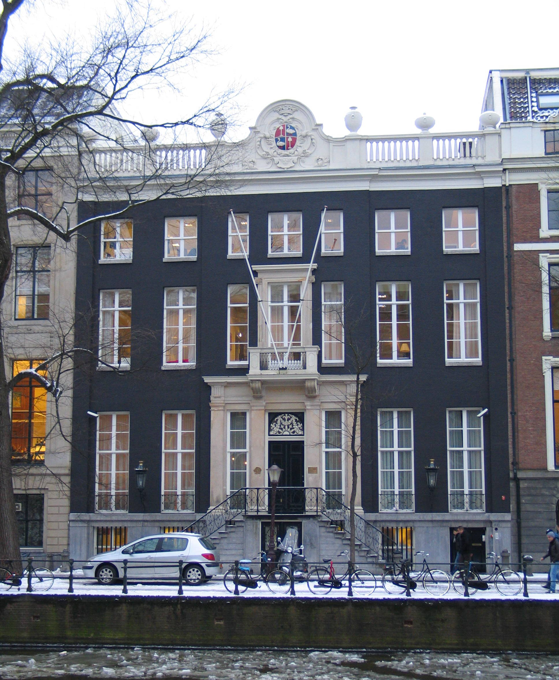 Huis van der graeff wikiwand for Herengracht amsterdam