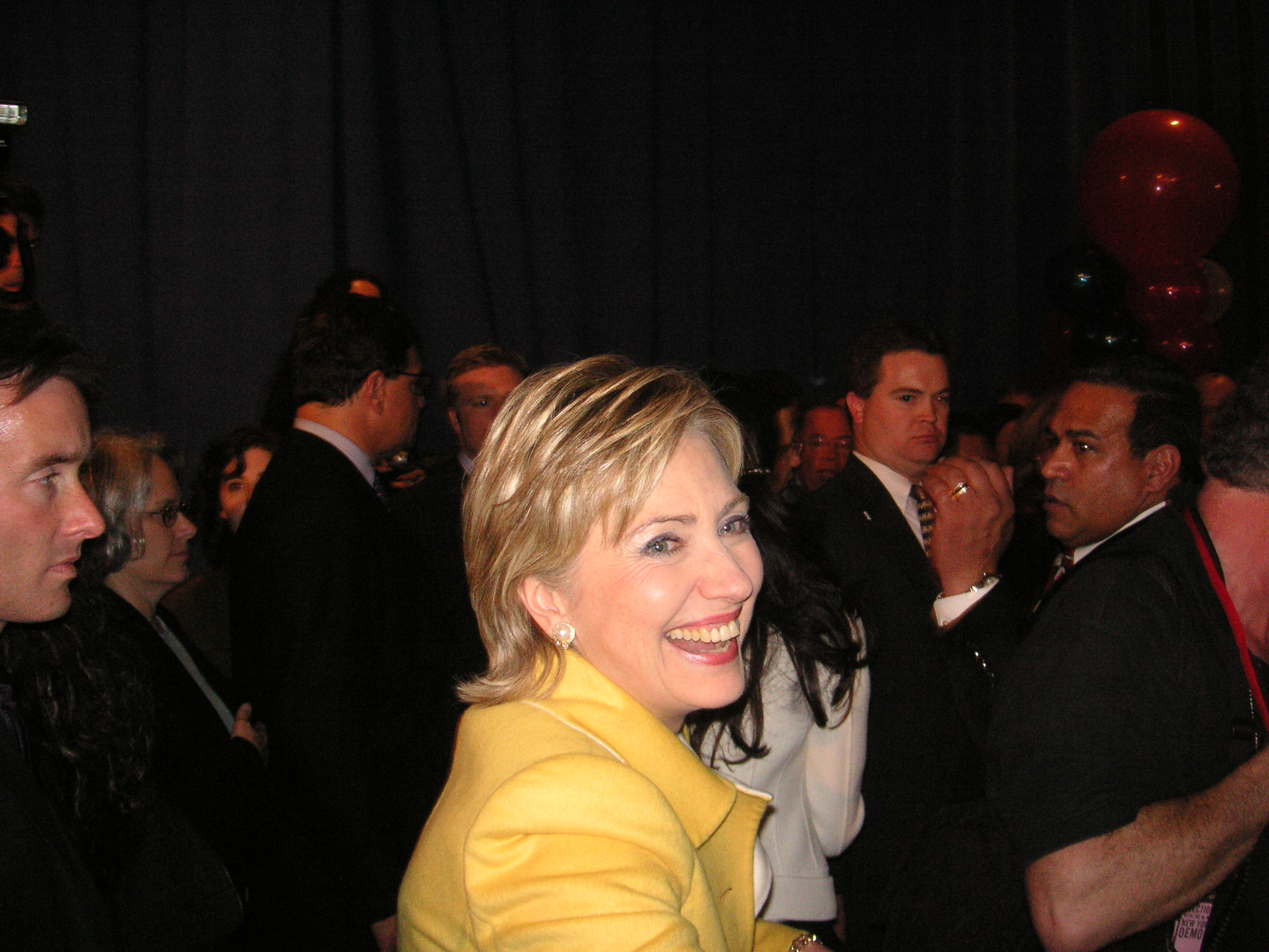 Election Day 2006 >> File Hillary Clinton On Election Day 2006 2 Jpg Wikimedia Commons