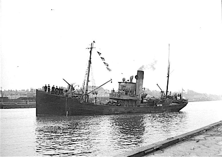 Castle-class trawler - Wikipedia