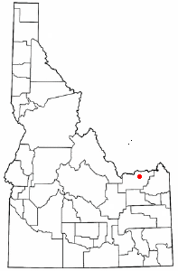 Loko di Spencer, Idaho