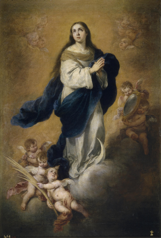 File Inmaculada Concepci N Murillo 1665 Jpg Wikimedia