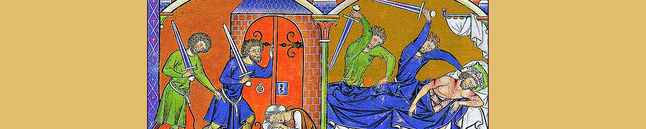 Убийство Иевосфея.