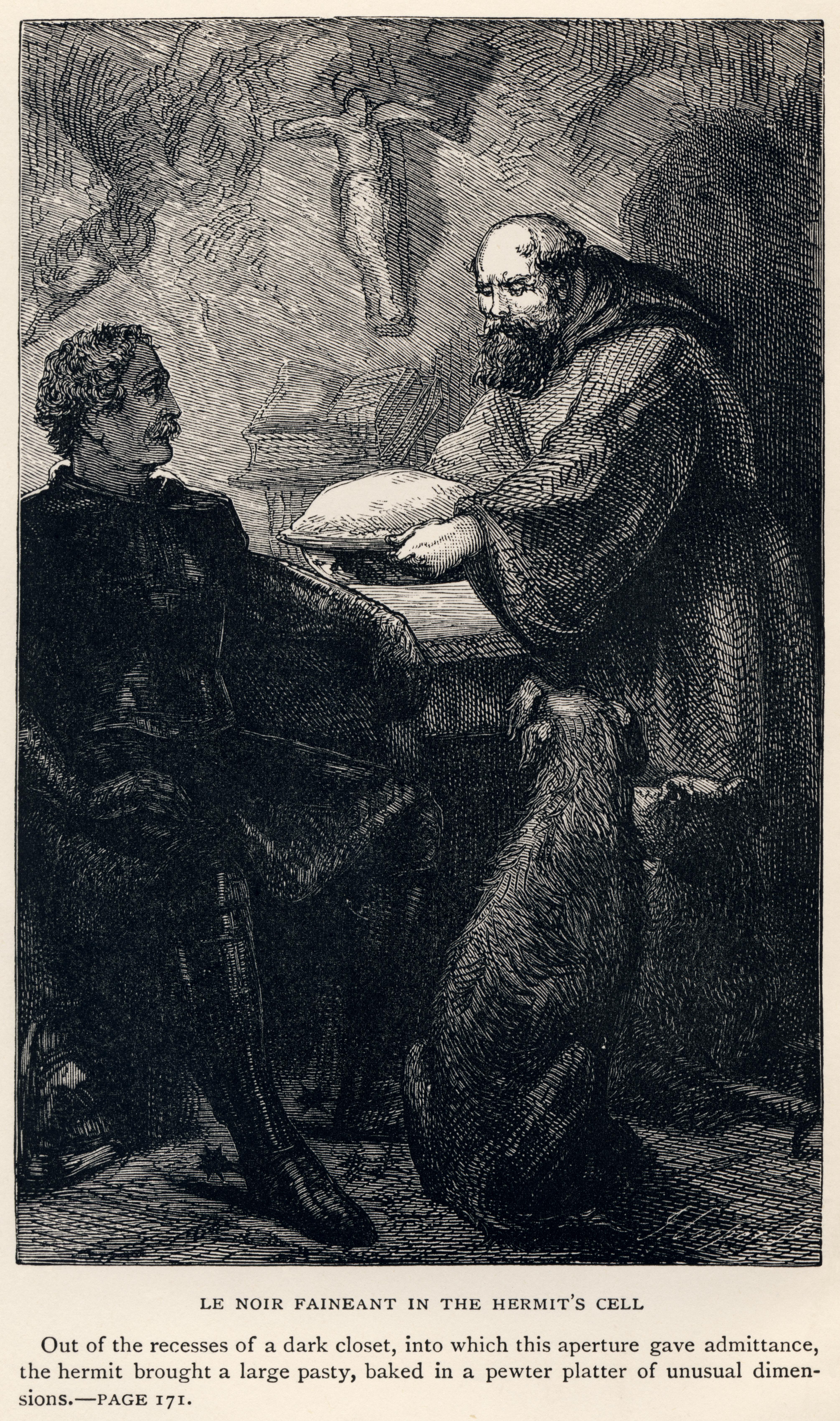 characteristics of friar laurence