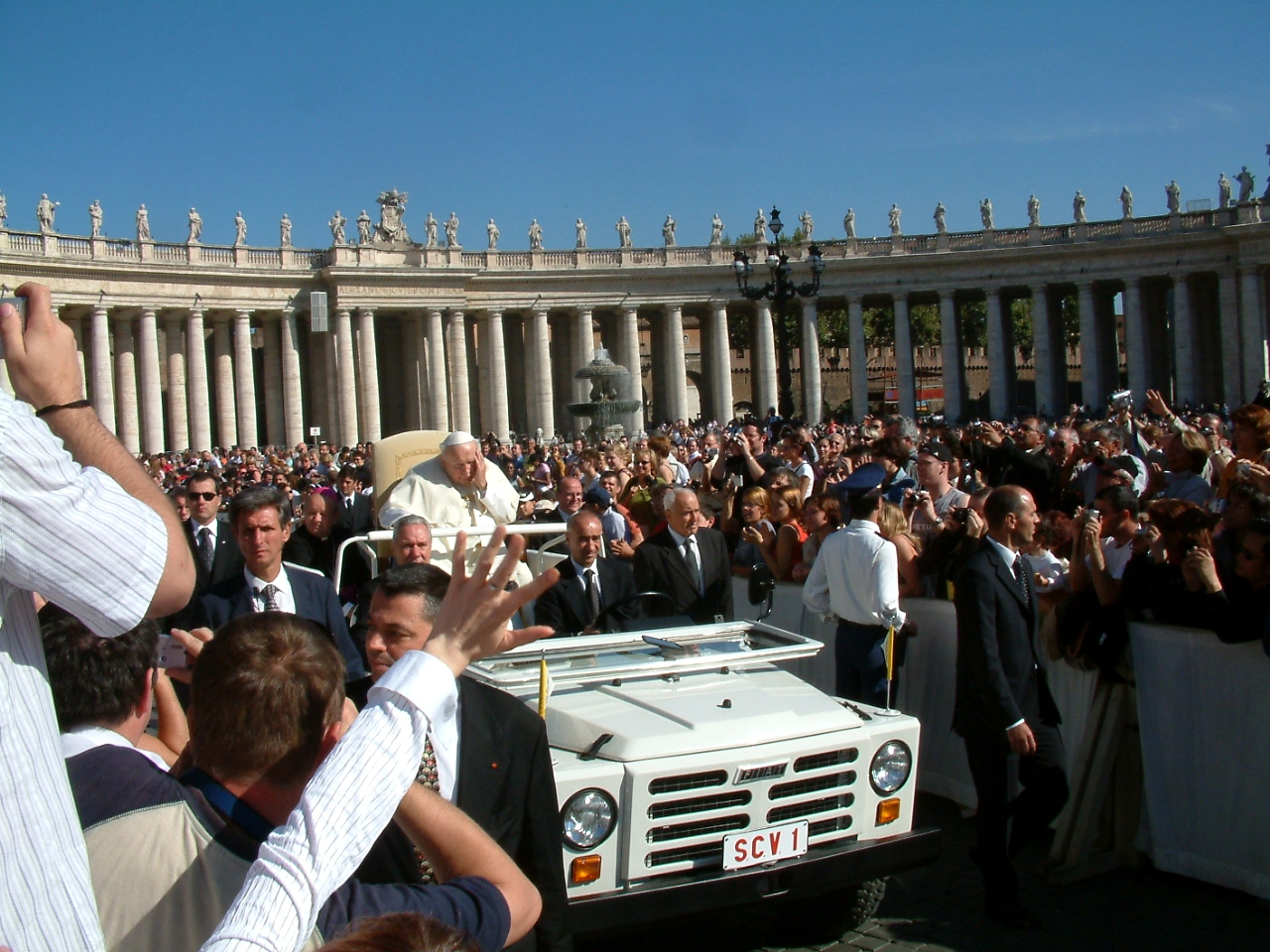 vehicle registration plates of vatican city