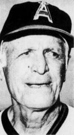 Jimmie Reese American baseball player and coach
