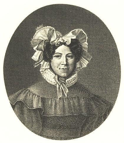 Johanna Schopenhauer in 1800