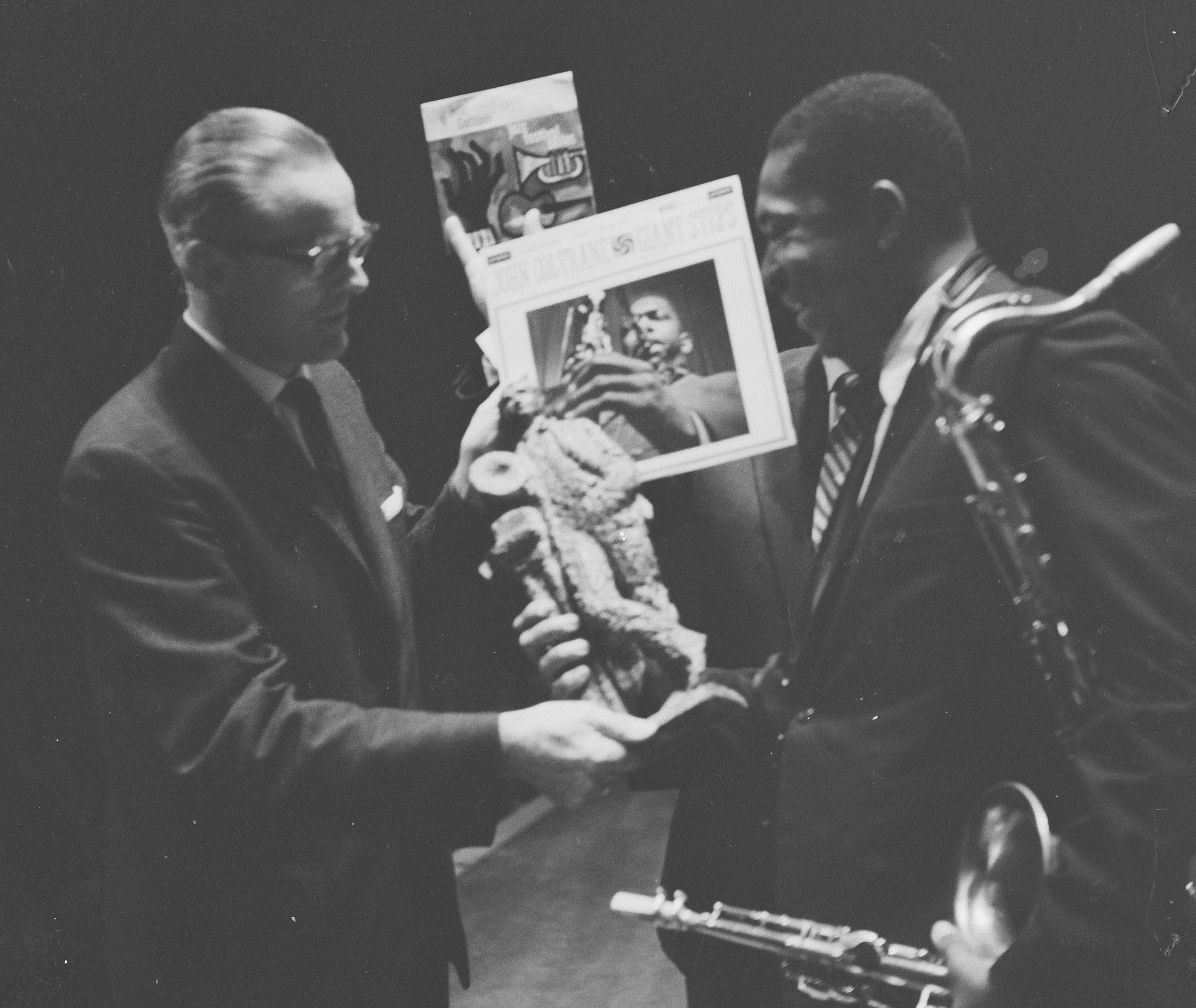 John Coltrane em 1961