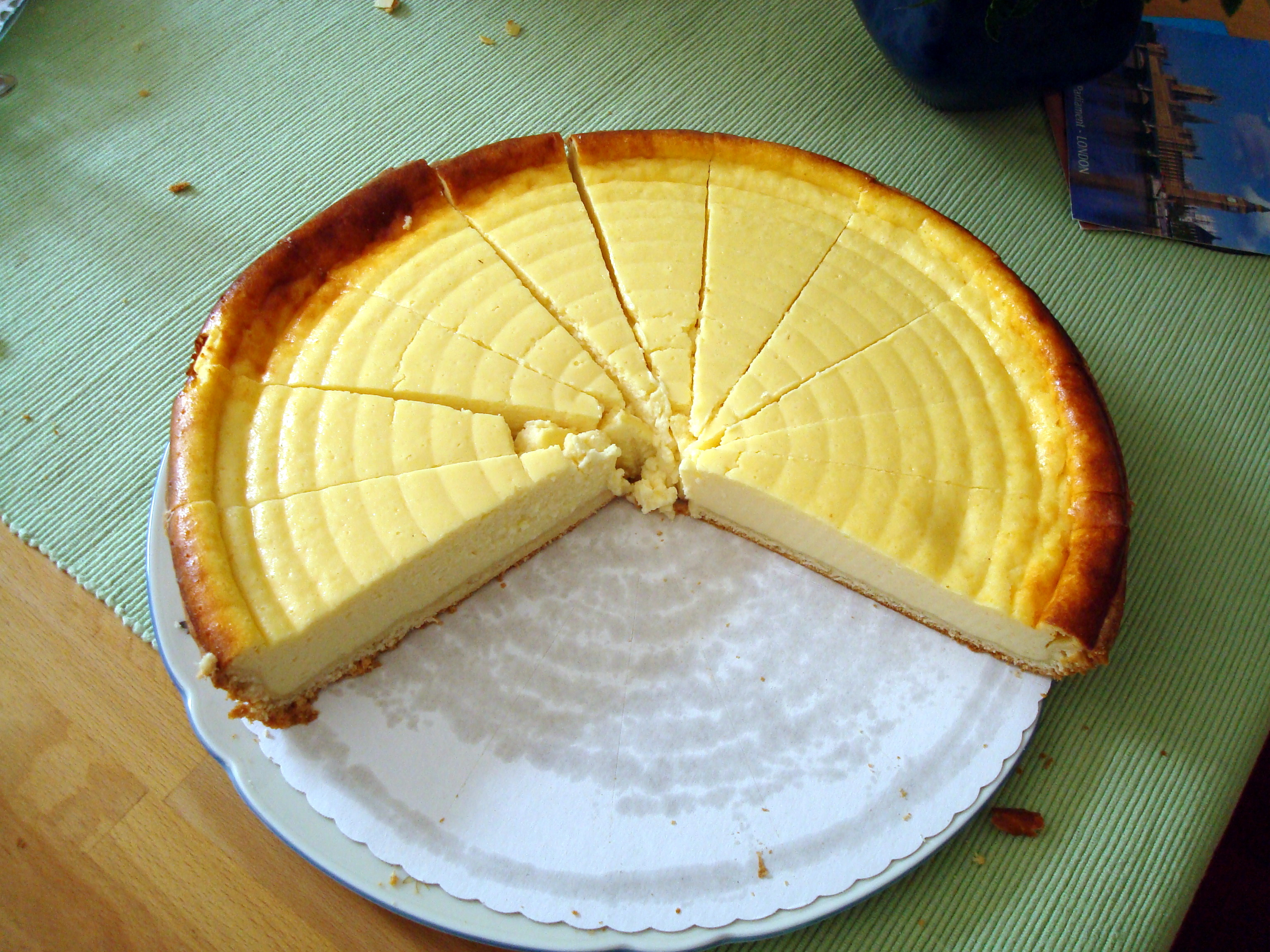 Cake That Uses Cottage Cheese