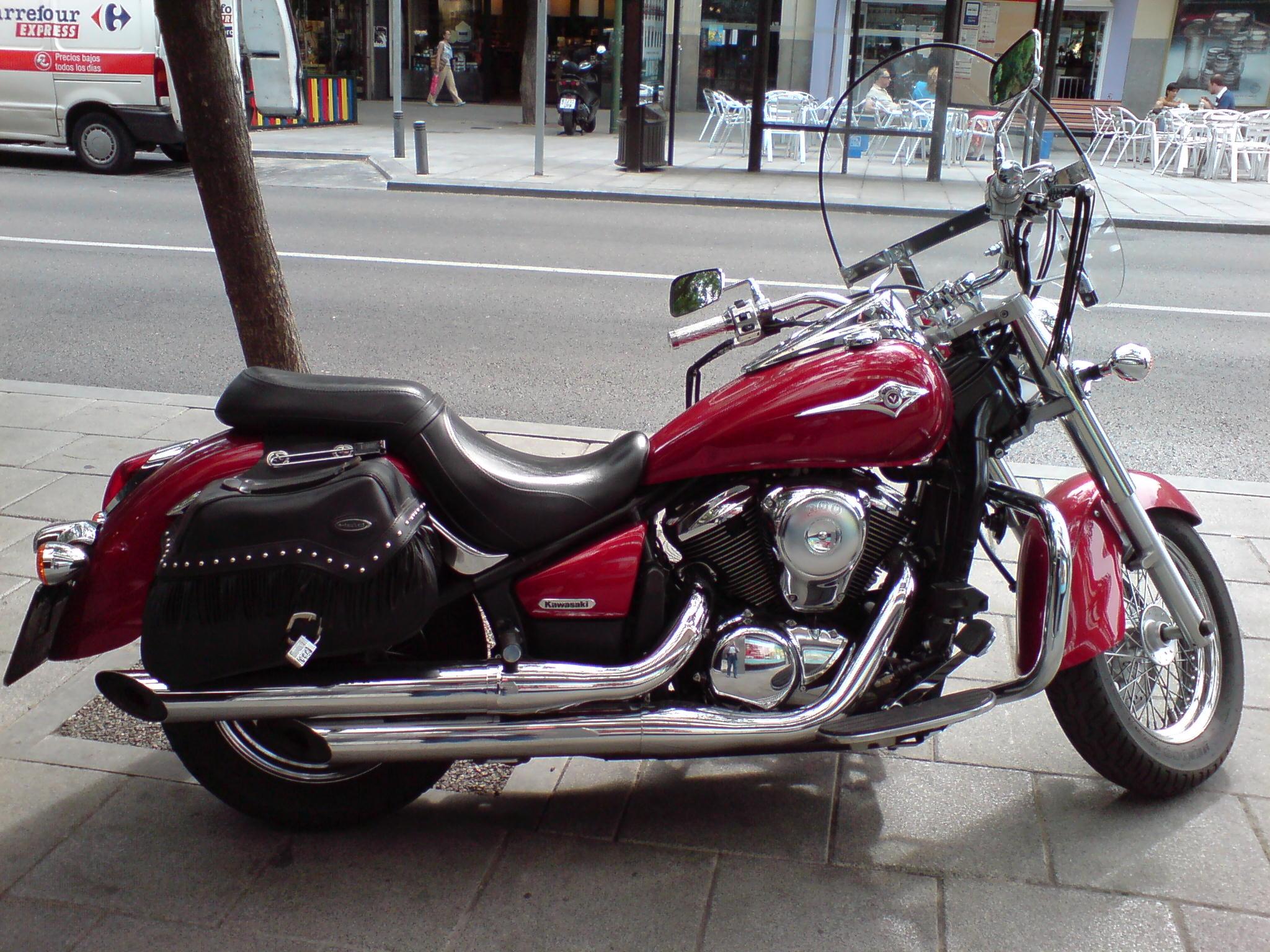 Kawasaki Vulcan Classic Hp