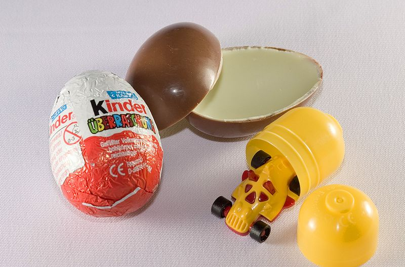 Kinder Surprise - Wikipedia