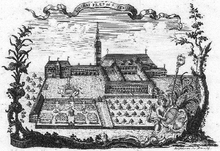 Kloster St. Zeno Franz Xaver Jungwirth 1764