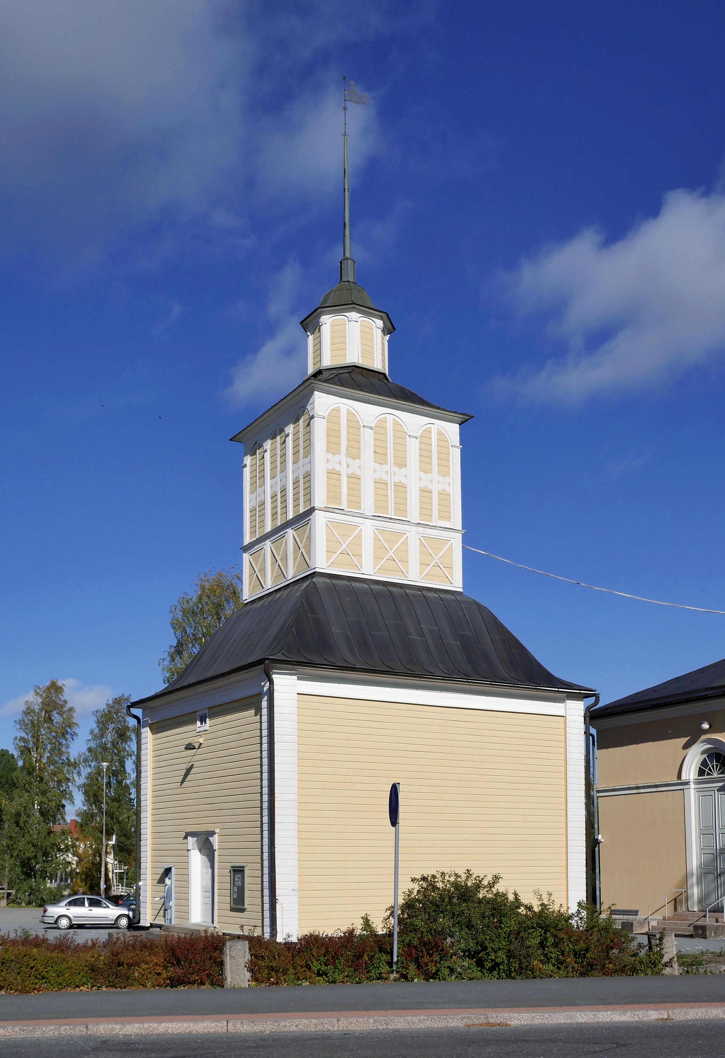Kurikka bell tower 20180925.jpg