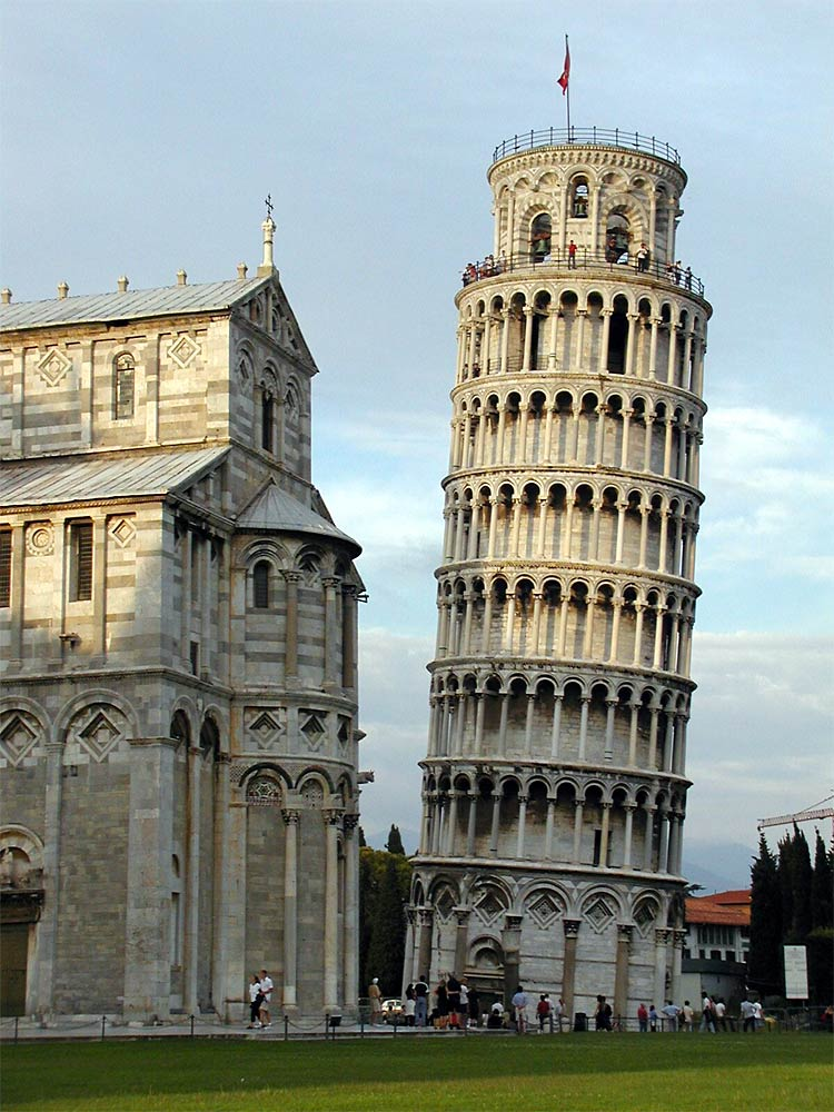 L er leaning tower of wikipedia for L arreda negozi pisa