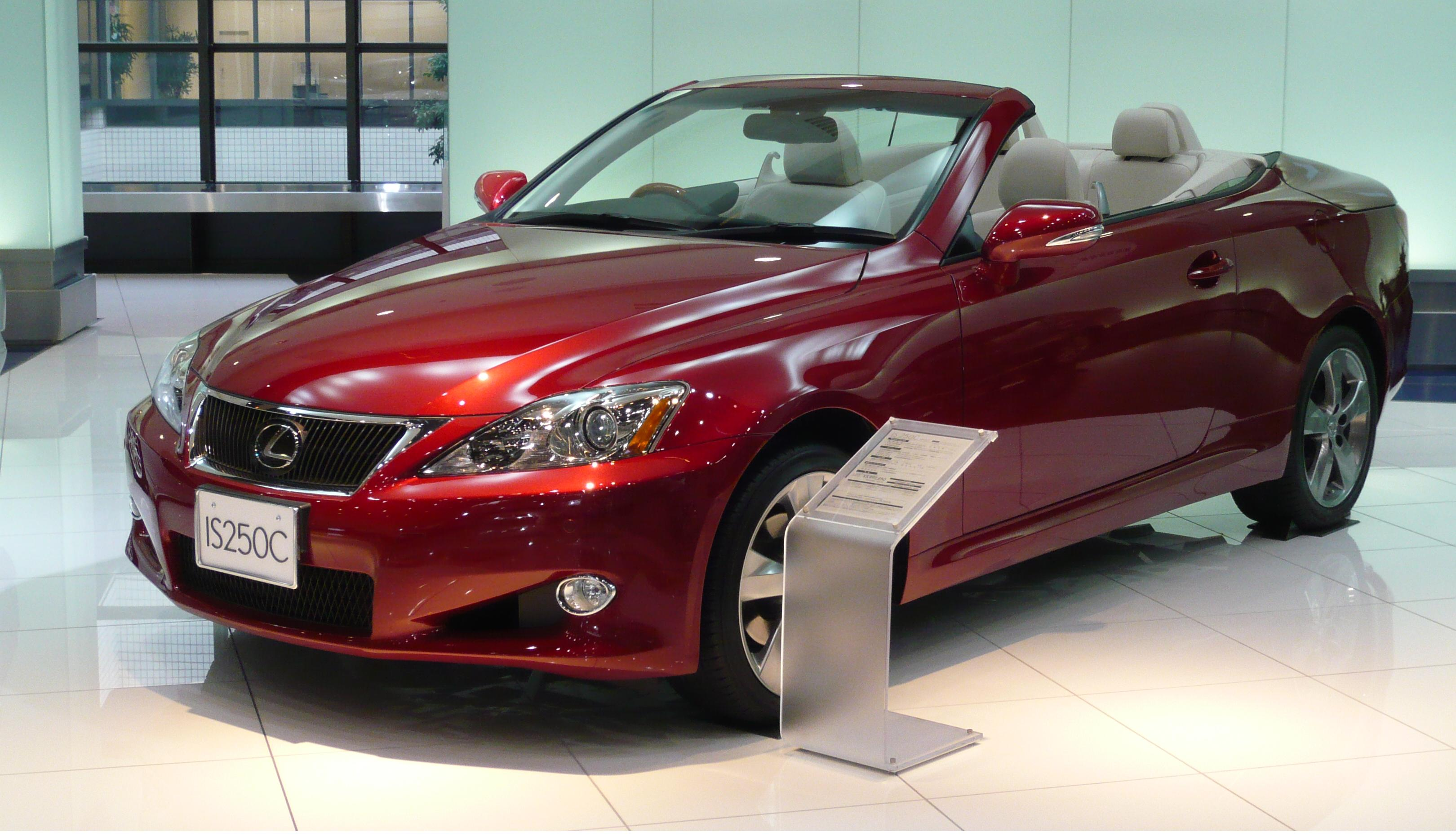 File Lexus Is250c 1003 Jpg Wikimedia Commons