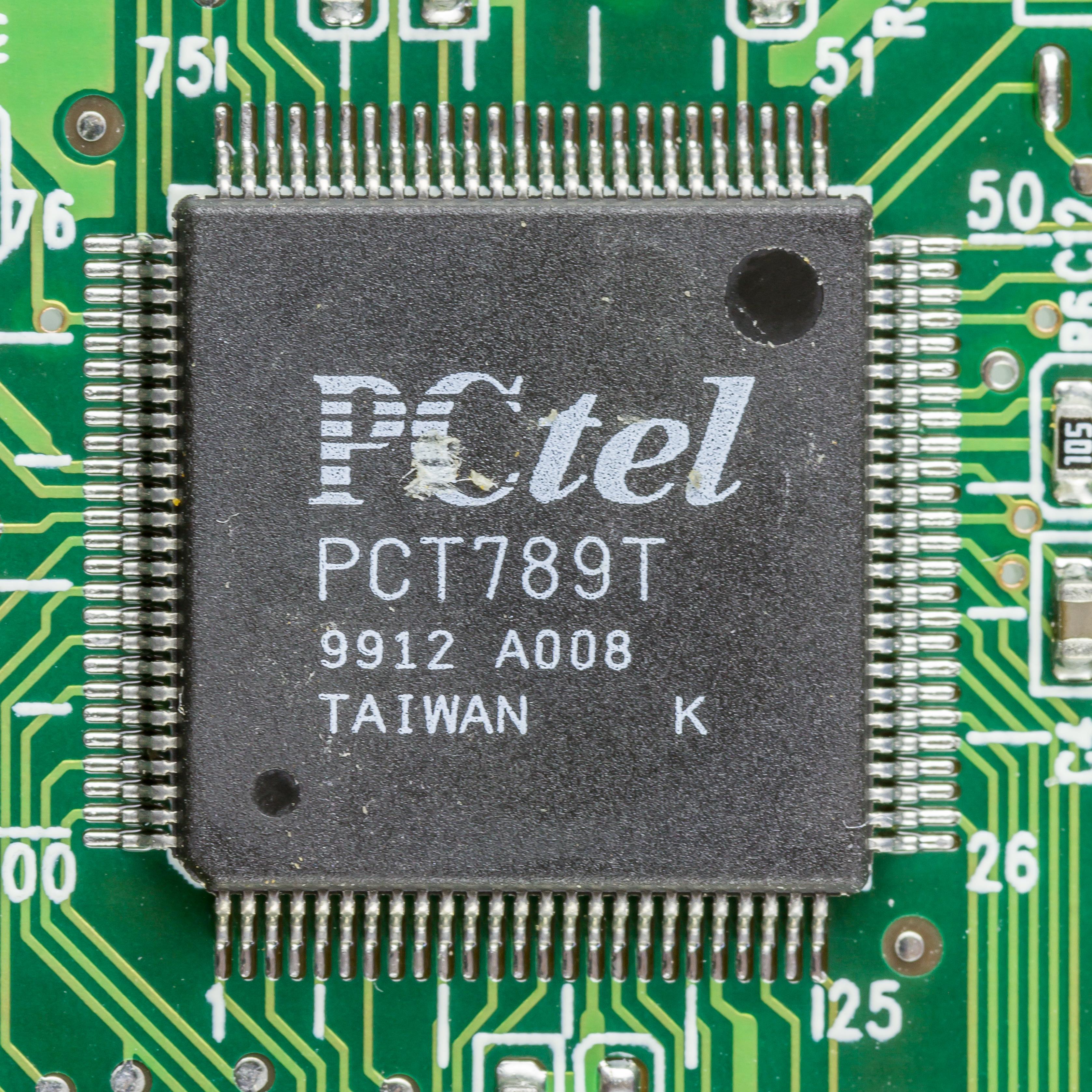 PCTEL PCT789T DRIVERS FOR PC