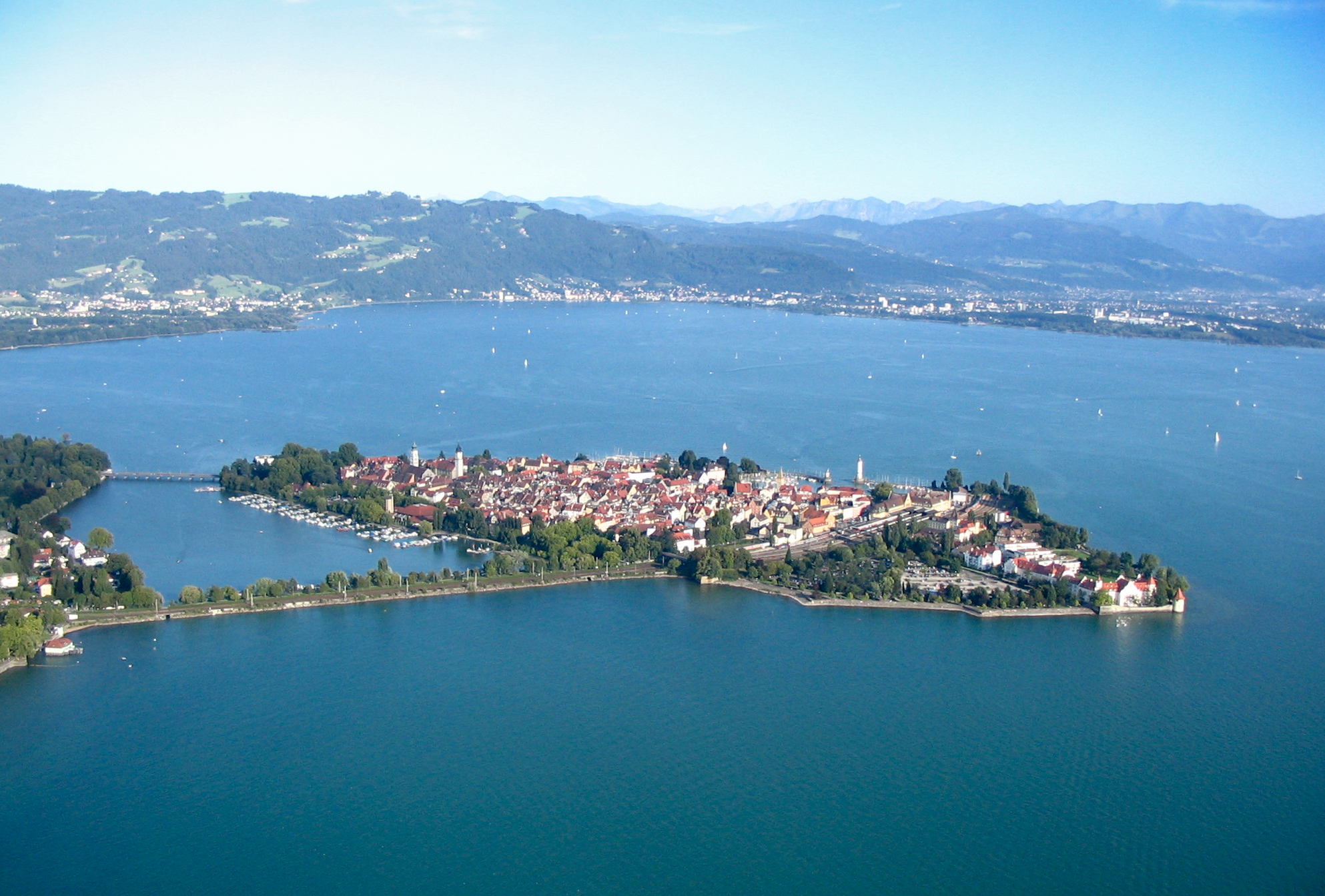 Conversations with the Countess part 2: Lindau: A Nerd Heaven of Nobels and Nobles