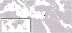 Vị trí của Liban