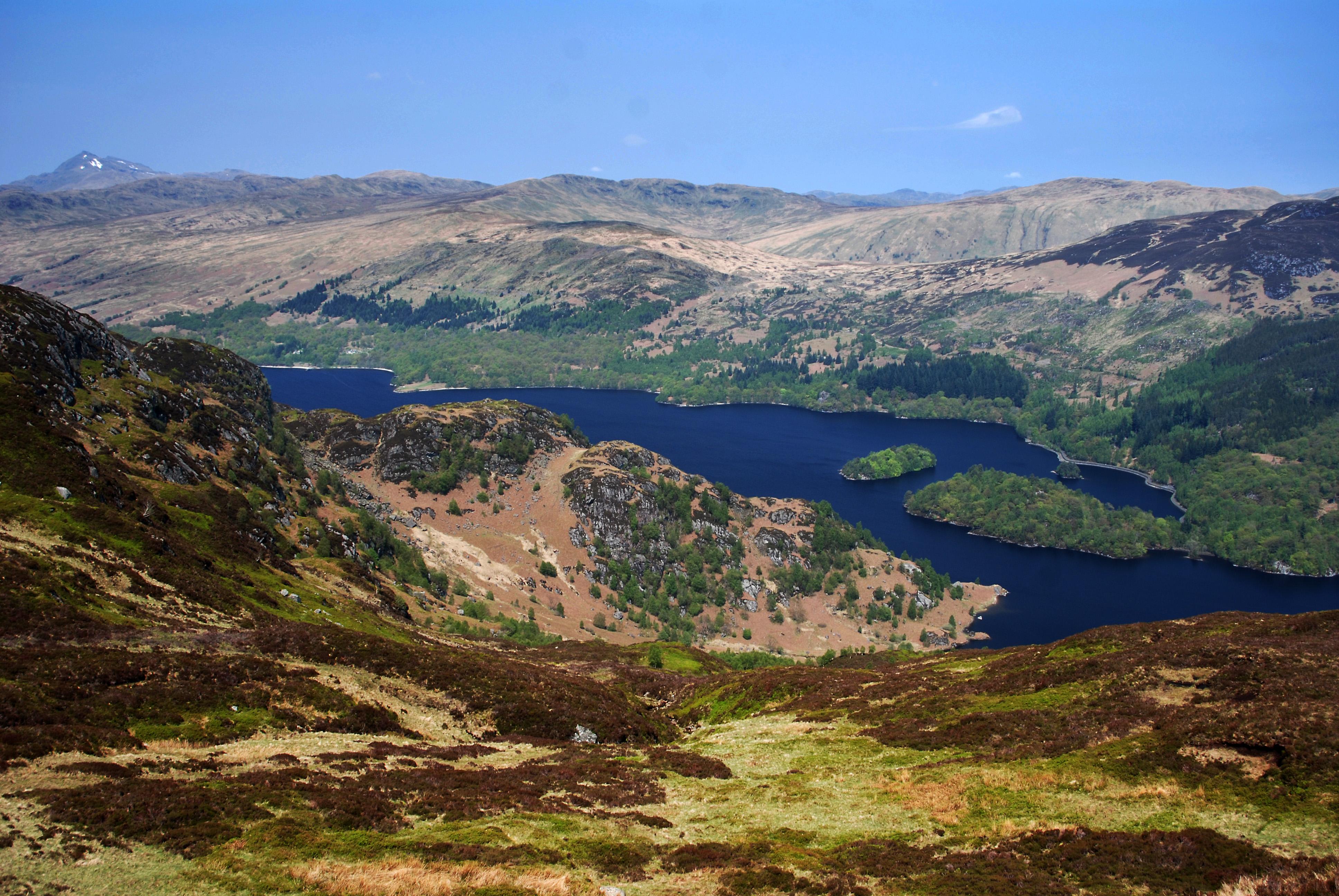 Loch Katrine Scotland Related Keywords & Suggestions - Loch Katrine ...