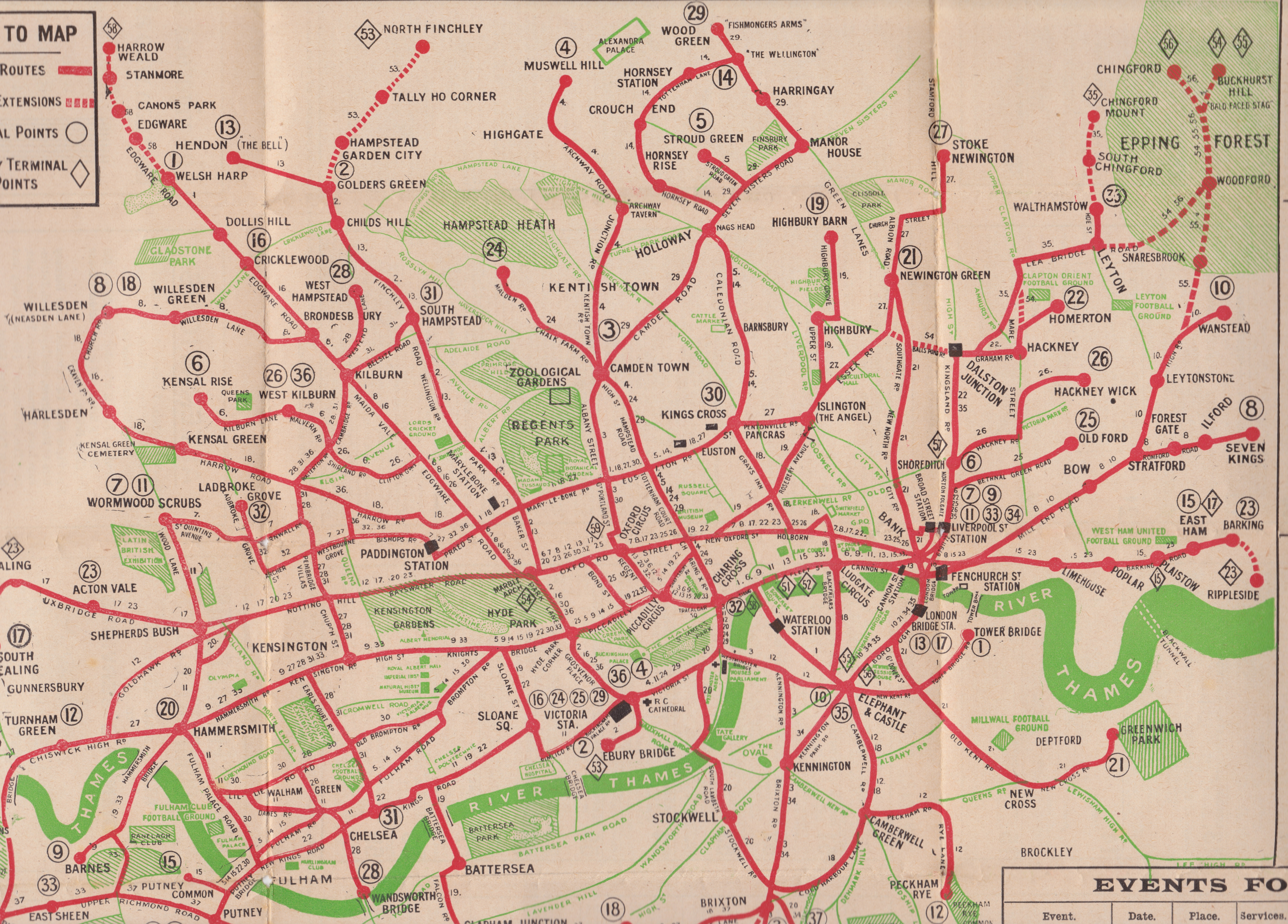 FileLondon General Omnibus Company route map May 1912 Zoomjpg