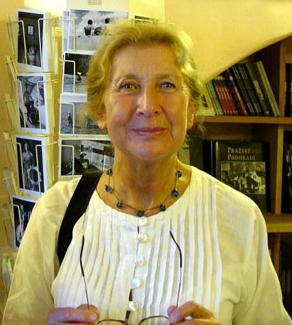 Image of Markéta Luskacová from Wikidata