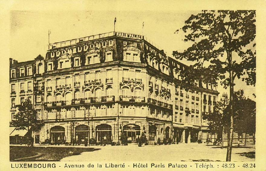 File Luxembourg Hotel Paris Wikimedia Commons