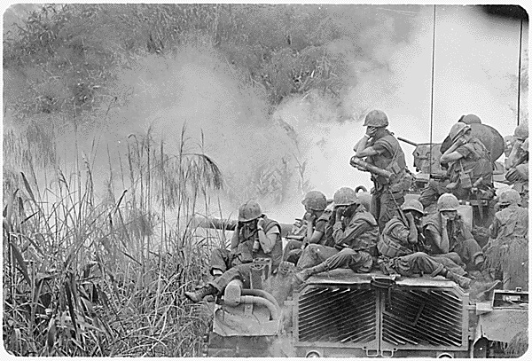 an analysis of the ho chi minh campaign of april 1975 Also known as the vietnamese people's army and the people's army of vietnam,  role in the ho chi minh campaign that  on april 30, 1975 after.