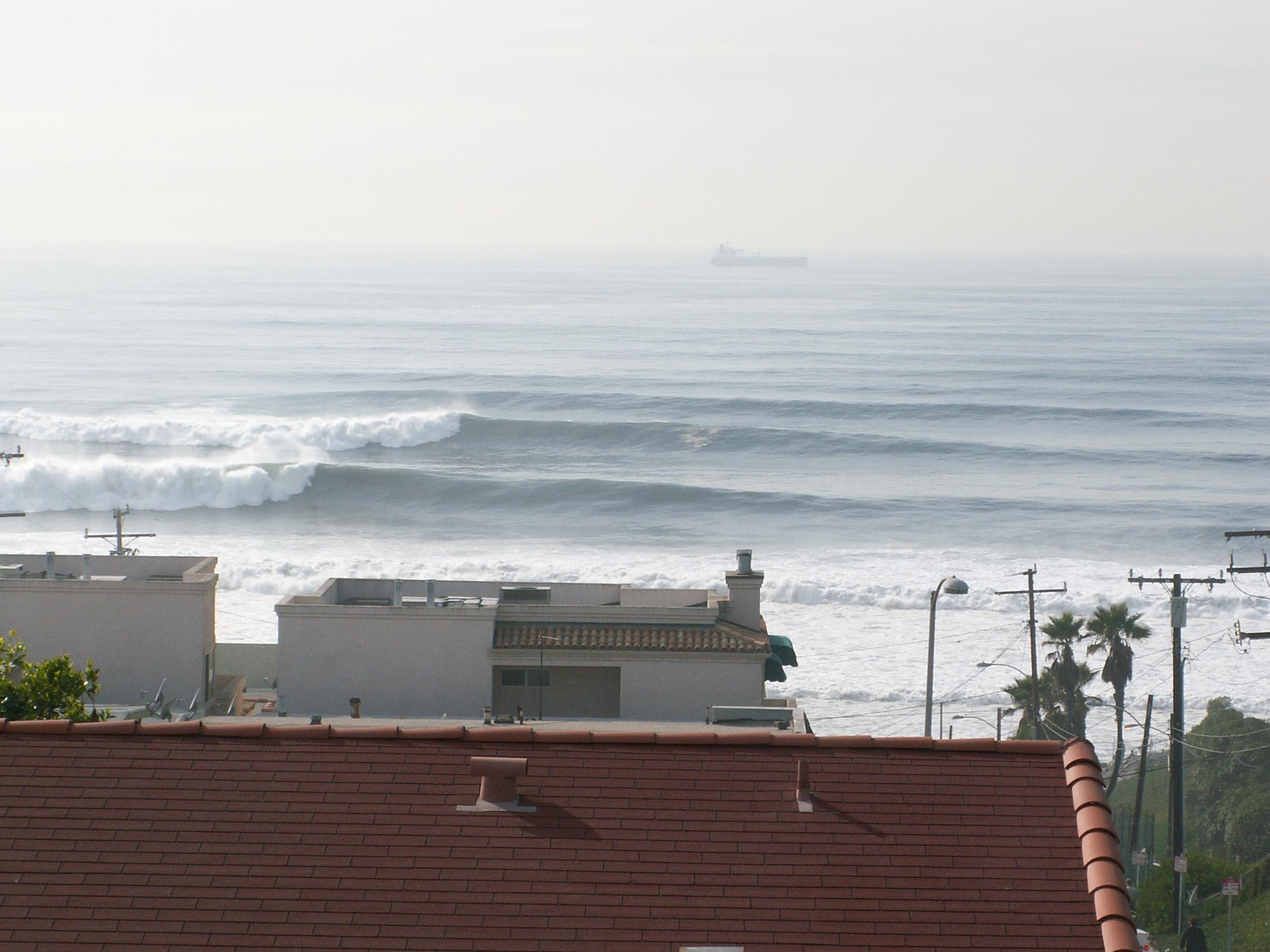 File Manhattan Beach Waves Jpg