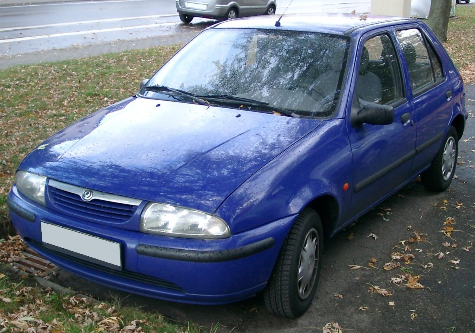 File:Mazda 121 front 20071019.jpg