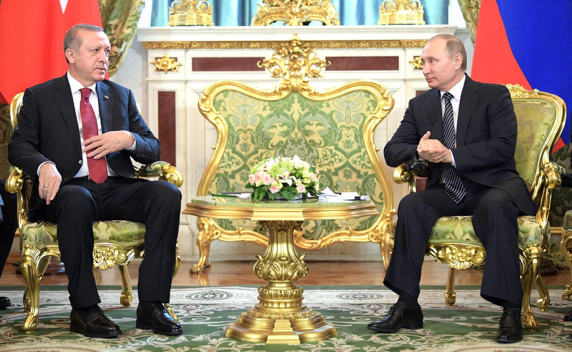 Russland und Türkei wollen in Syrien enger kooperieren