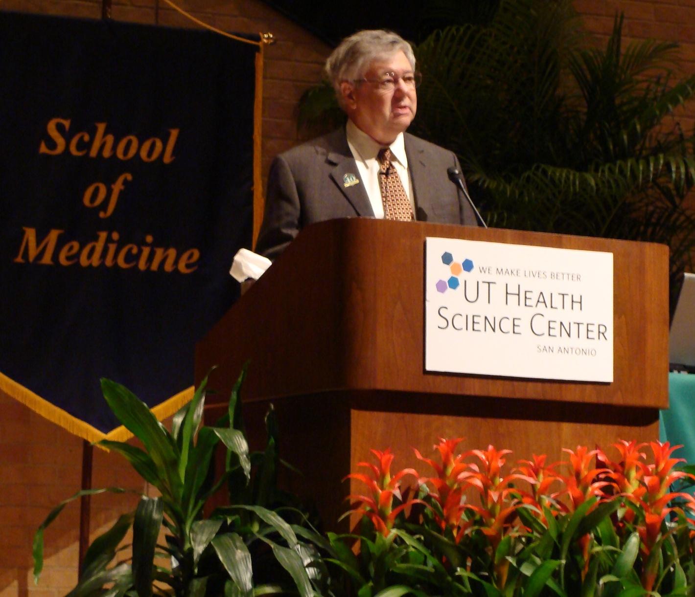 University of Texas School of Medicine at San Antonio