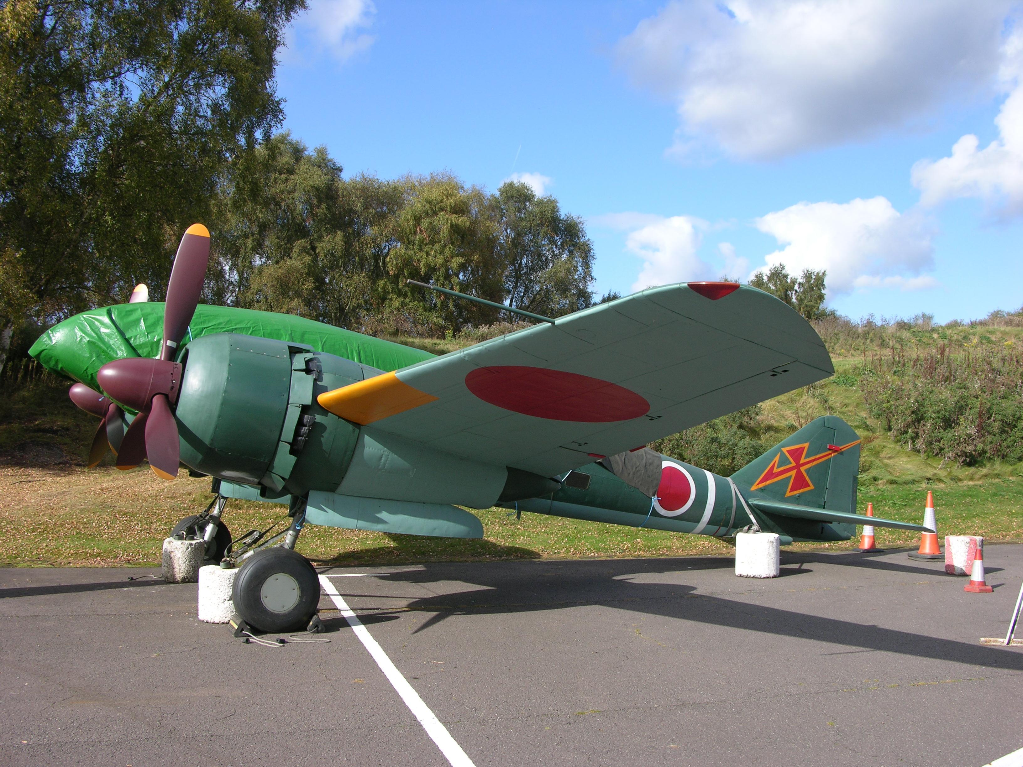 File:Mitsubishi Ki-46 Dinah (4014847858).jpg - Wikimedia Commons