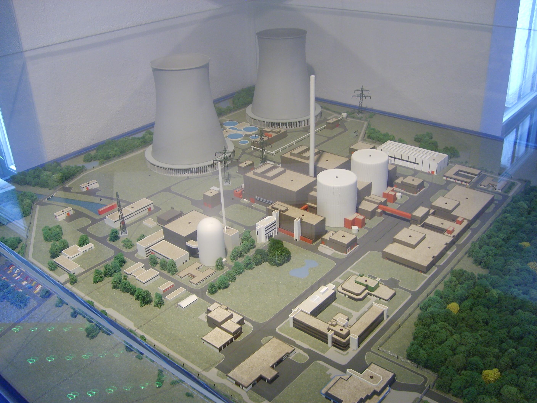 макет электростанции своими руками