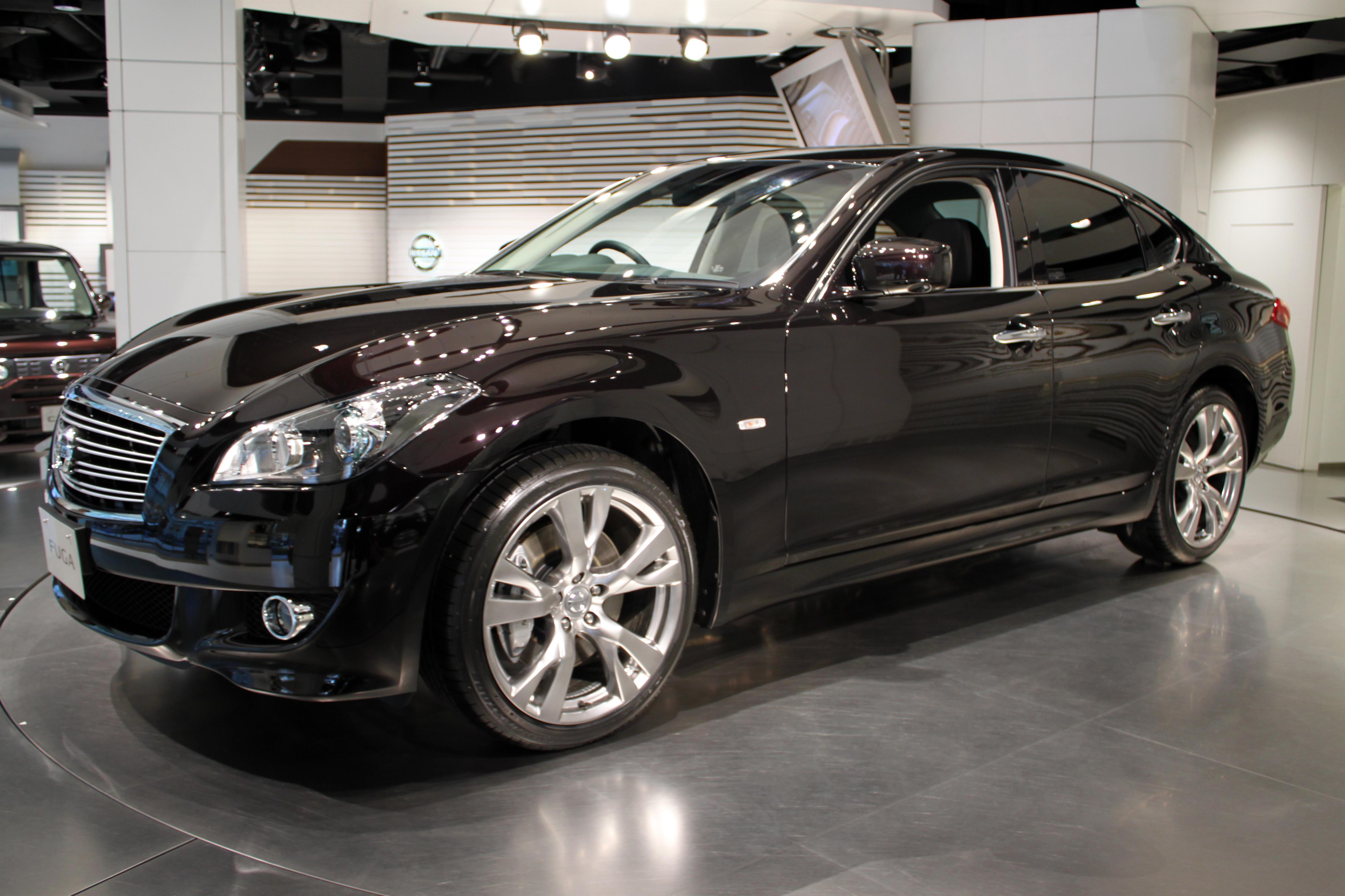 File Nissan Fuga Infiniti M Jpg Wikimedia Commons