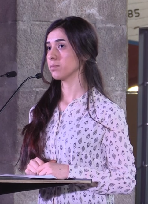 Image result for nadia murad