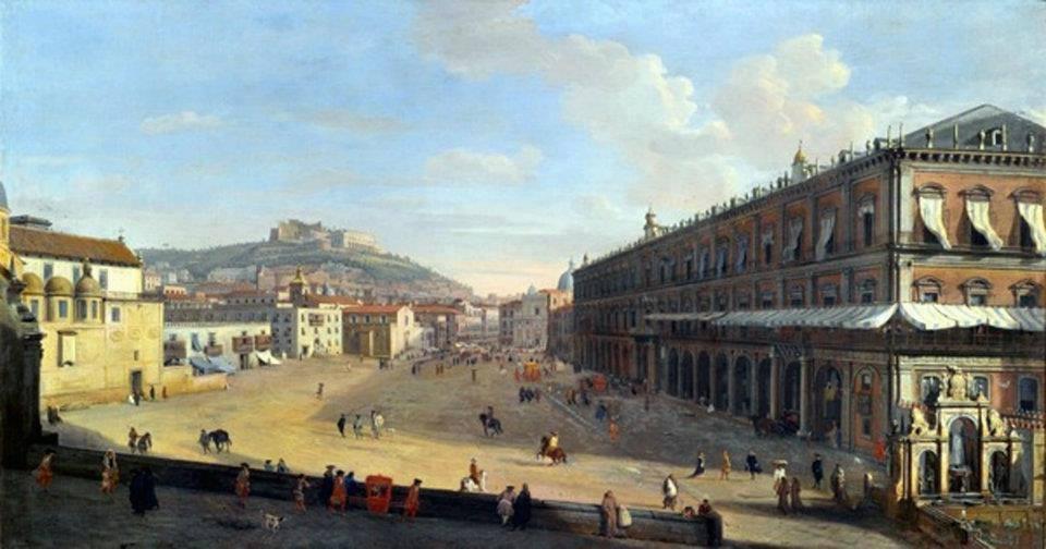 File Napoli Largo Di Palazzo 4 Jpg Wikimedia Commons