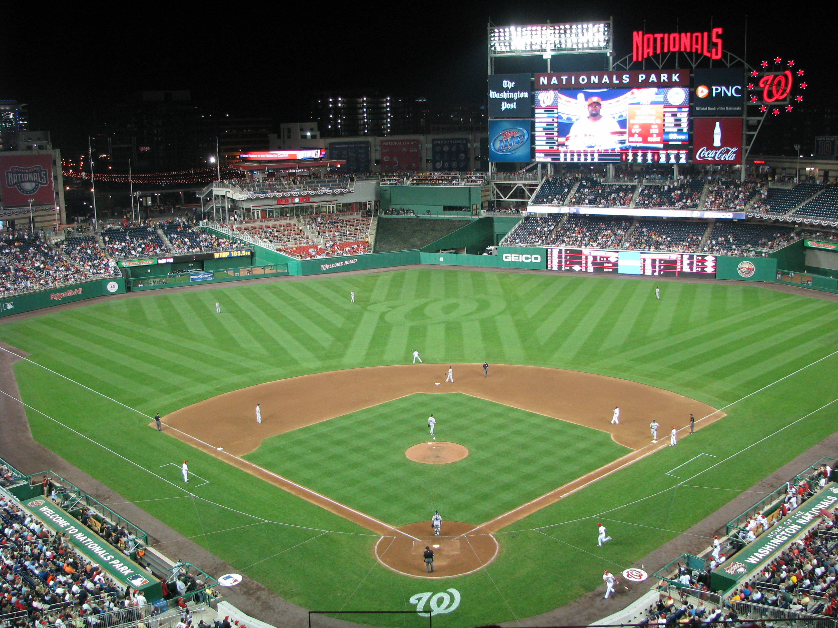 List of Washington Nationals seasons - Wikipedia, the free ...