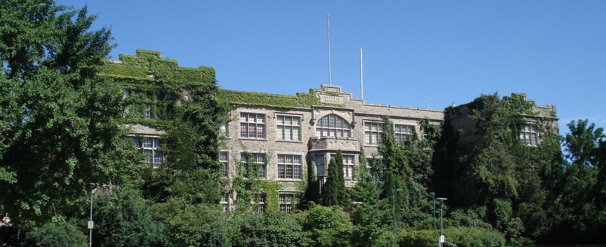 Natural Science Building Uwo Address