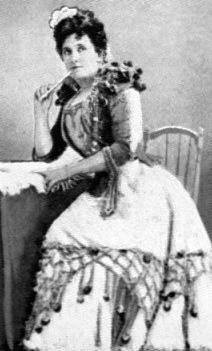Nellie Melba come Rosina (primi anni venti)