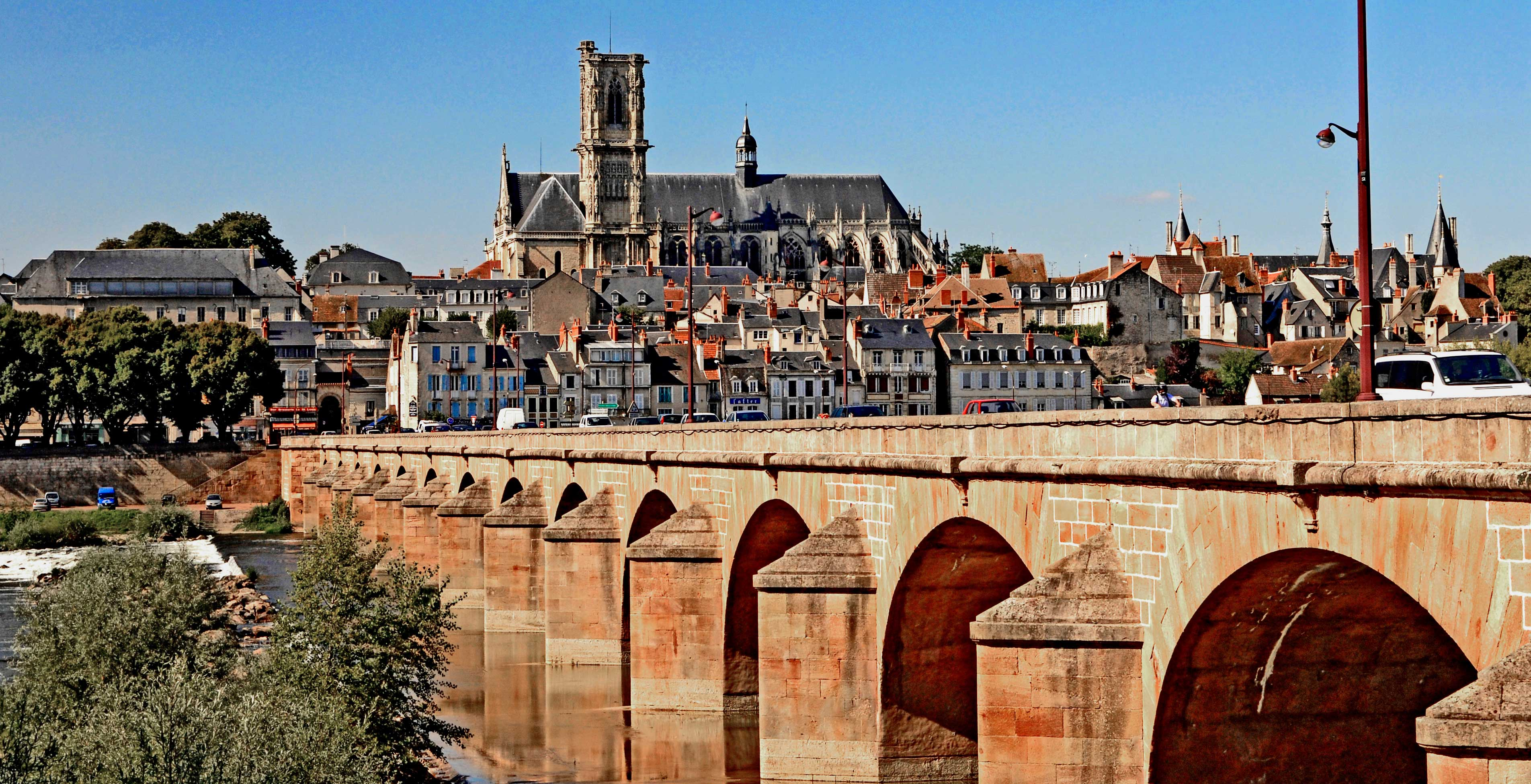 nevers region bourgogne